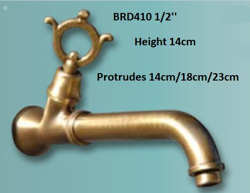 water spout in oil rubbed bronze