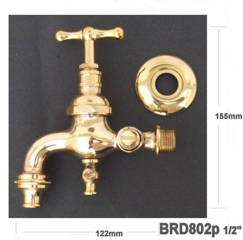 Decorative Brass Faucet