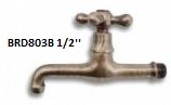 Bronze Finished tap