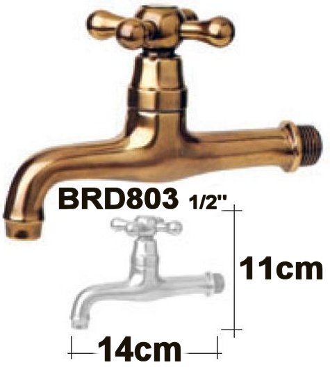 Bathroom Brass Faucet