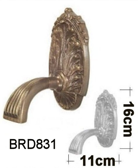 Fountain Bronze Spout